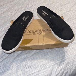Koolaburra by UGG slip on tennis shoe mules s9.5